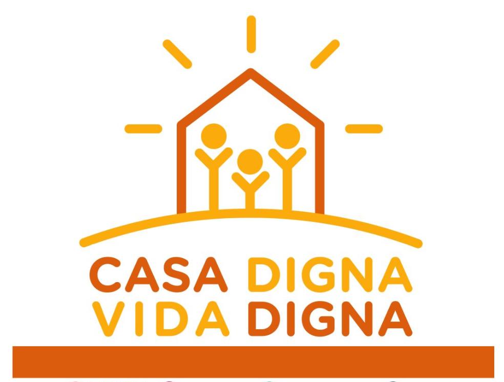 Programa de Mejoramiento de Vivienda: Casa Digna, Vida Digna