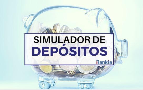 Simulador de depósito a plazo: Santander, Banco de Chile, BancoEstado, Banco Internacional, Scotiabank