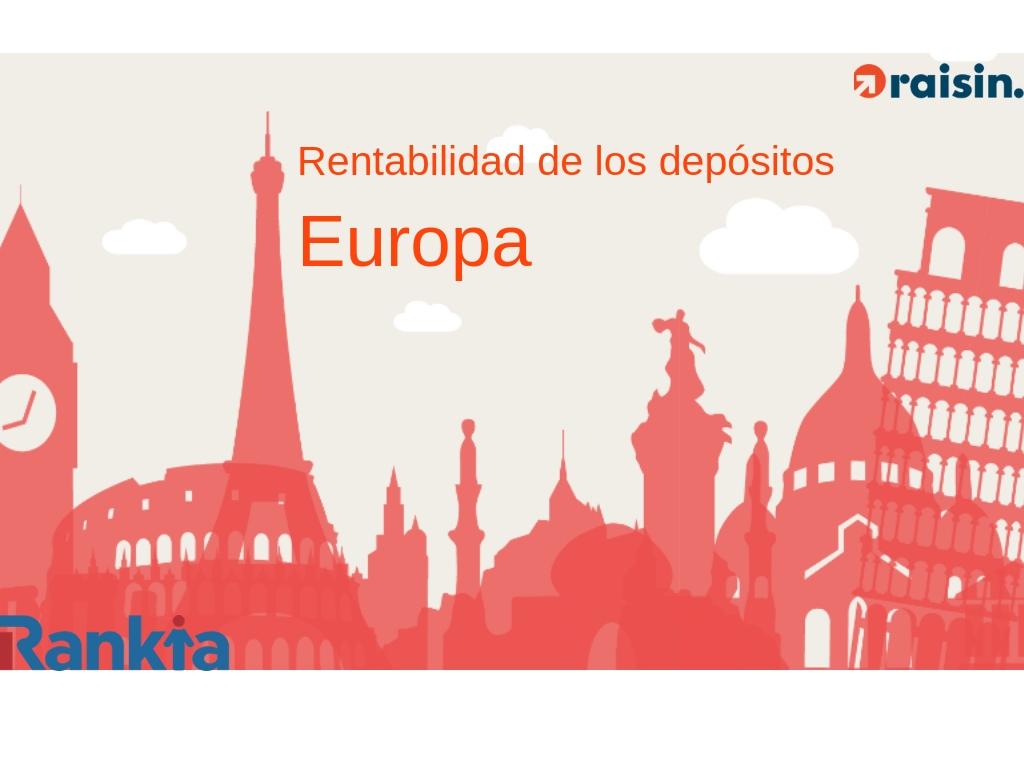 rentabilidad rdepósitos europa