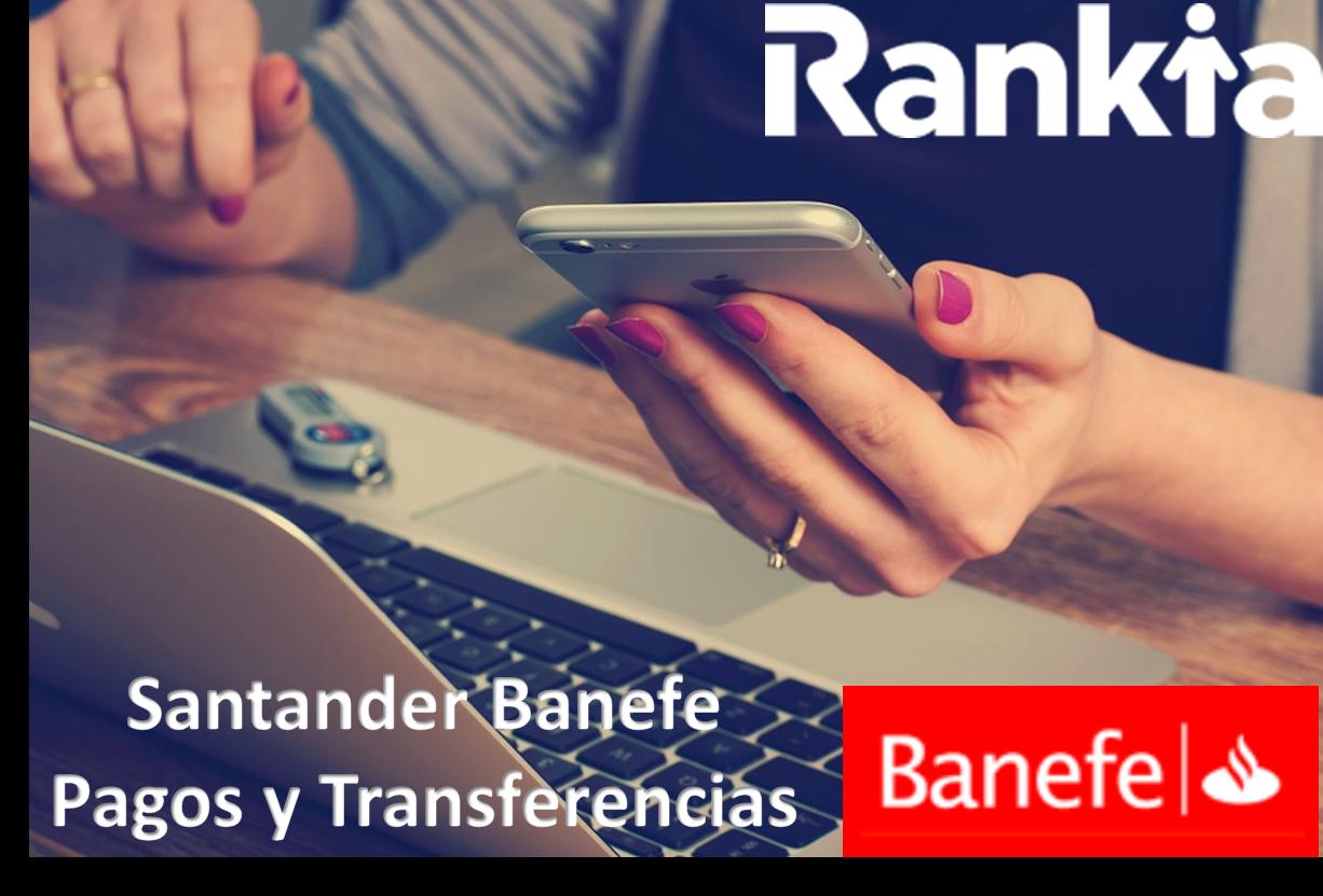 Santander Banefe: pagos y transferencias