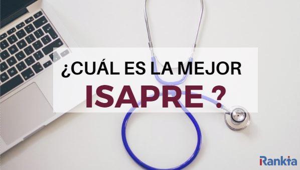 Ranking de Isapres en Chile para 2019