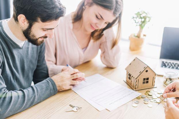 ¿Con quién puedo coacreditar para solicitar mi crédito hipotecario?