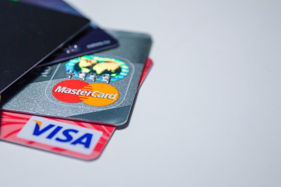 ¿Cuáles son las tarjetas Visa y Mastercard?