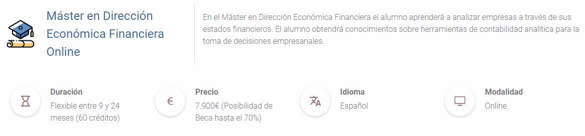 Mejores escuelas de negocio Europeas para 2019: IMF Business School