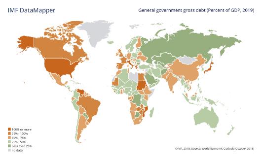 deuda publica bruta