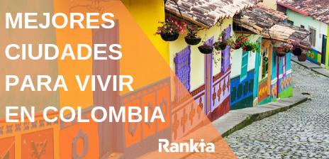 Mejores ciudades para vivir en Colombia 2019
