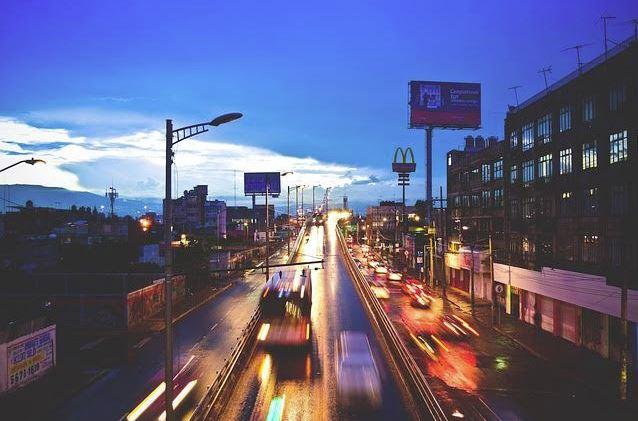 Principales multas de tránsito en la Ciudad de México