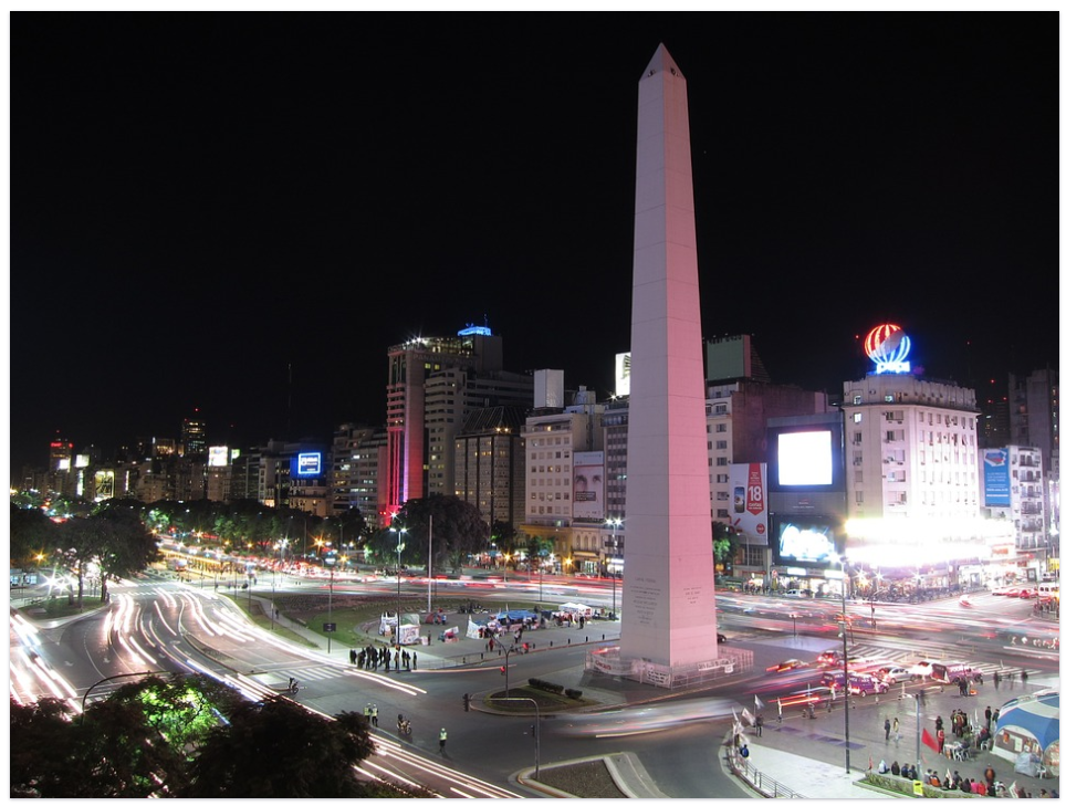 Mejores ciudades para vivir en Argentina en 2019: Buenos Aires