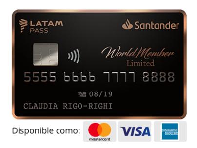Santander LATAM Pass Worldmember