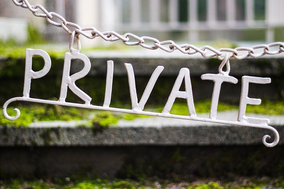 ¿Cuáles son los bienes públicos y privados?