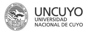 Mejores universidades públicas de Argentina: Universidad Nacional de Cuyo
