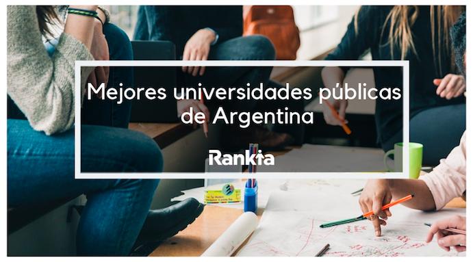 Mejores universidades públicas de Argentina