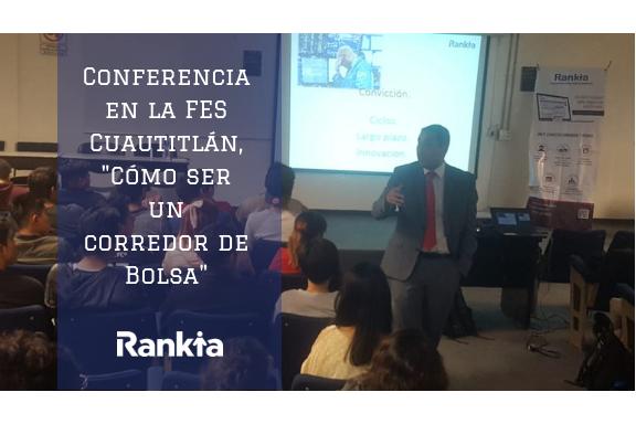 Edgar Arenas, Corredor de Bolsa, Rankia