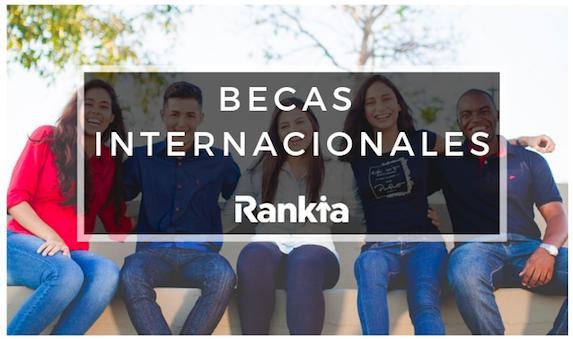 Becas Internacionales: ¿En qué consisten?
