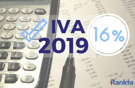 IVA 2019: Novedades y tasas