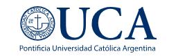 Mejores universidades privadas en Argentina: Pontificia Universidad Católica Argentina
