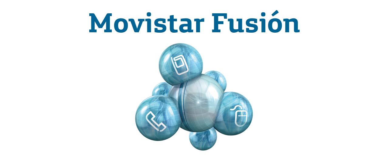 tarifas convergentes movistar fusion