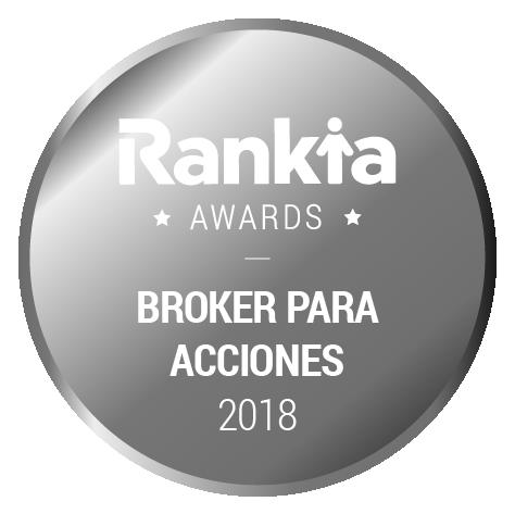 2 mejor broker acciones 2018