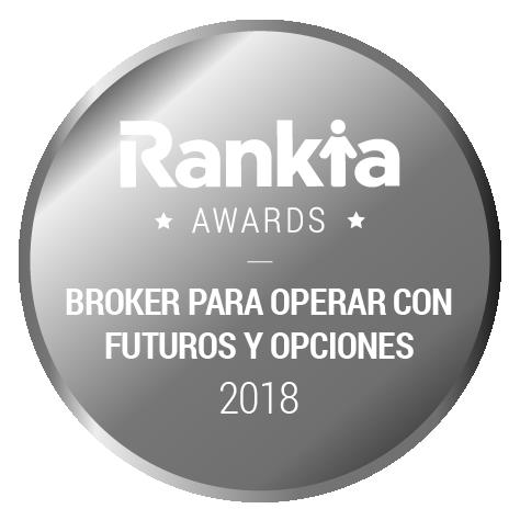 2 mejor broker futuros y opciones 2018