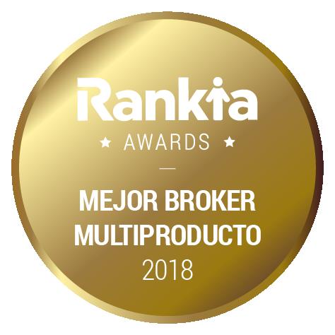 mejor broker multiproducto 2018