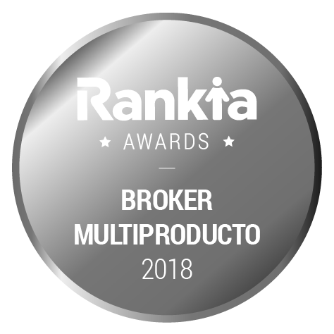 2 mejor broker multiproducto 2018