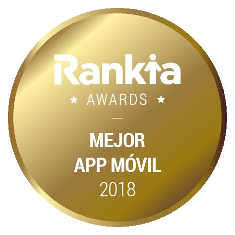 mejor app movil 2018