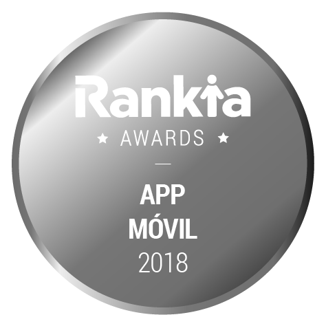 2 mejor app movil 2018