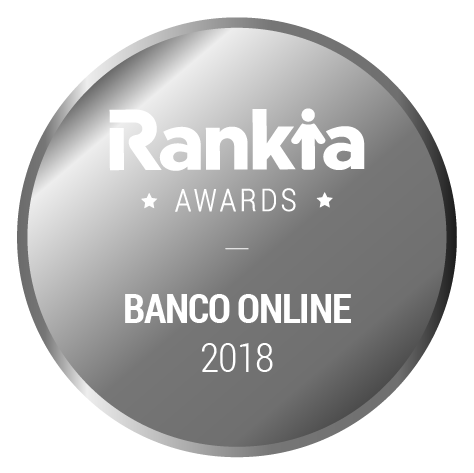 2 mejor banco online 2018