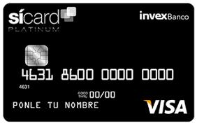 tarjeta de crédito Sí card Invex
