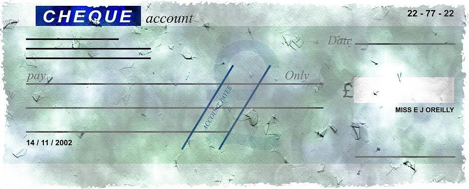 ¿Qué son los cheques de pago diferido?
