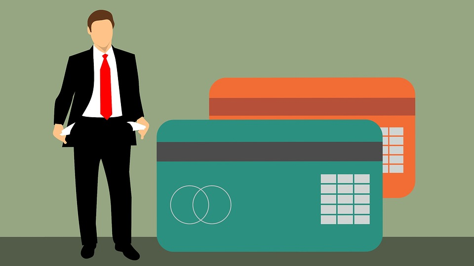 Tarjetas de crédito para reportados