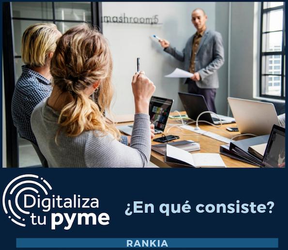 Digitaliza tu PYME: ¿En qué consiste?