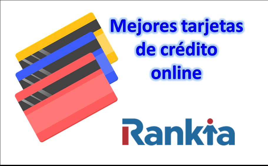 Mejores tarjetas de crédito online