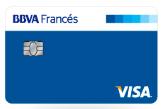 Tarjeta de Crédito Visa Clásica: BBVA Francés
