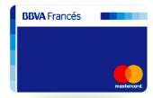 Tarjeta de Crédito Mastercard: BBVA Francés