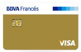 Tarjeta de Crédito Visa Gold: BBVA Francés