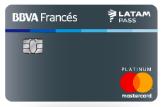 Tarjeta de Crédito Mastercard Platinum Latam Pass