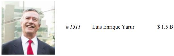 Luis Enrique Yarur