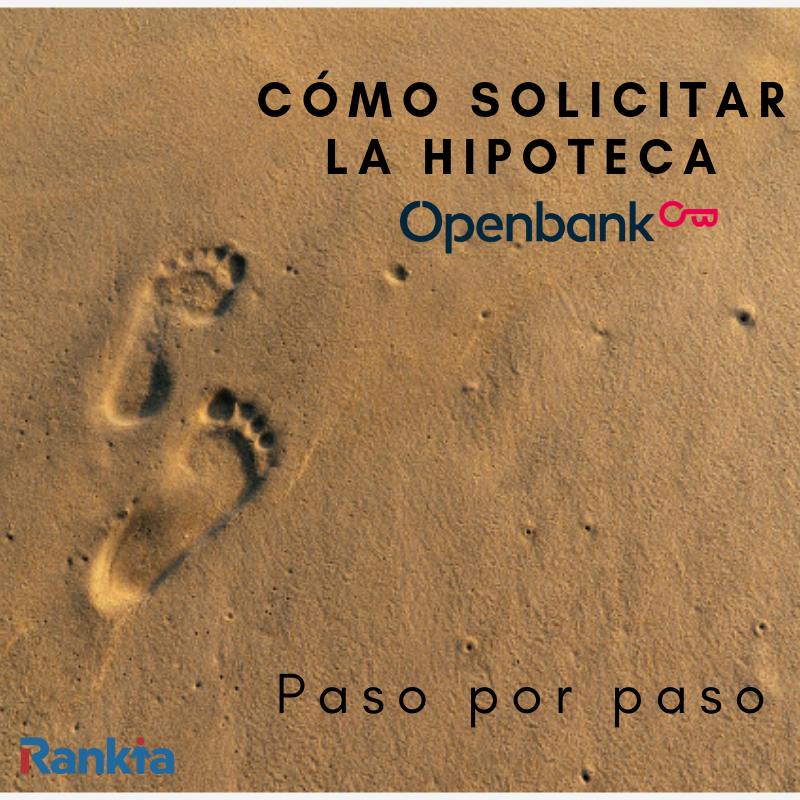 Solicitar hipoteca Openbank