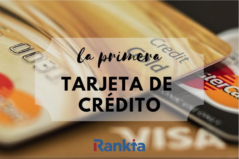 Cómo sacar una tarjeta de crédito por primera vez
