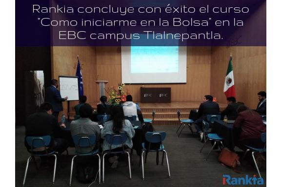 Rankia Tlalnepantla, EBC, Imef Universitario, Edgar Arenas, Humberto Calzada