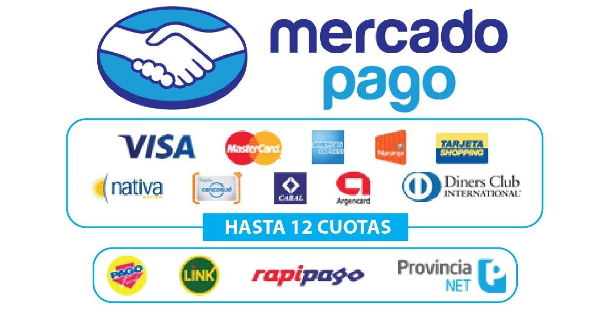 ¿Qué tarjetas Acepta Mercado Pago?