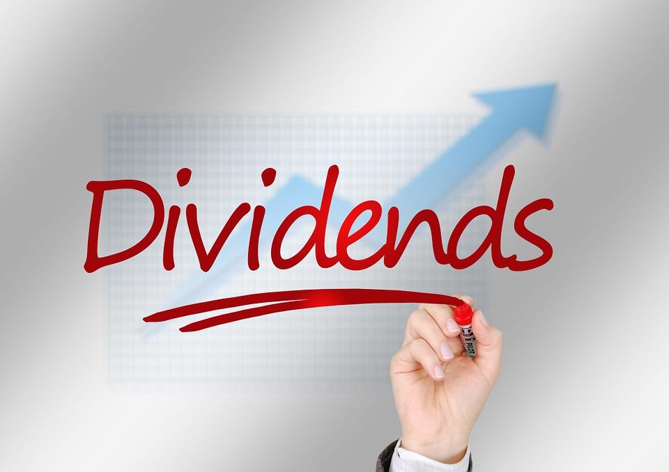 ¿Cómo se reparten los dividendos?