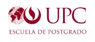 Mejores Escuelas de Negocios en Perú para 2019: Universidad Peruana de Ciencias Aplicadas - UPC Graduate School