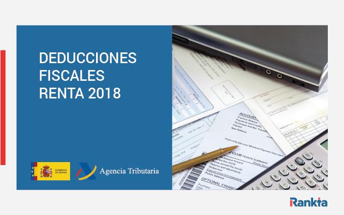 Deducciones fiscales declaración de la renta 2018: deducción por maternidad, deducción por alquiler, deducción por familia numerosa