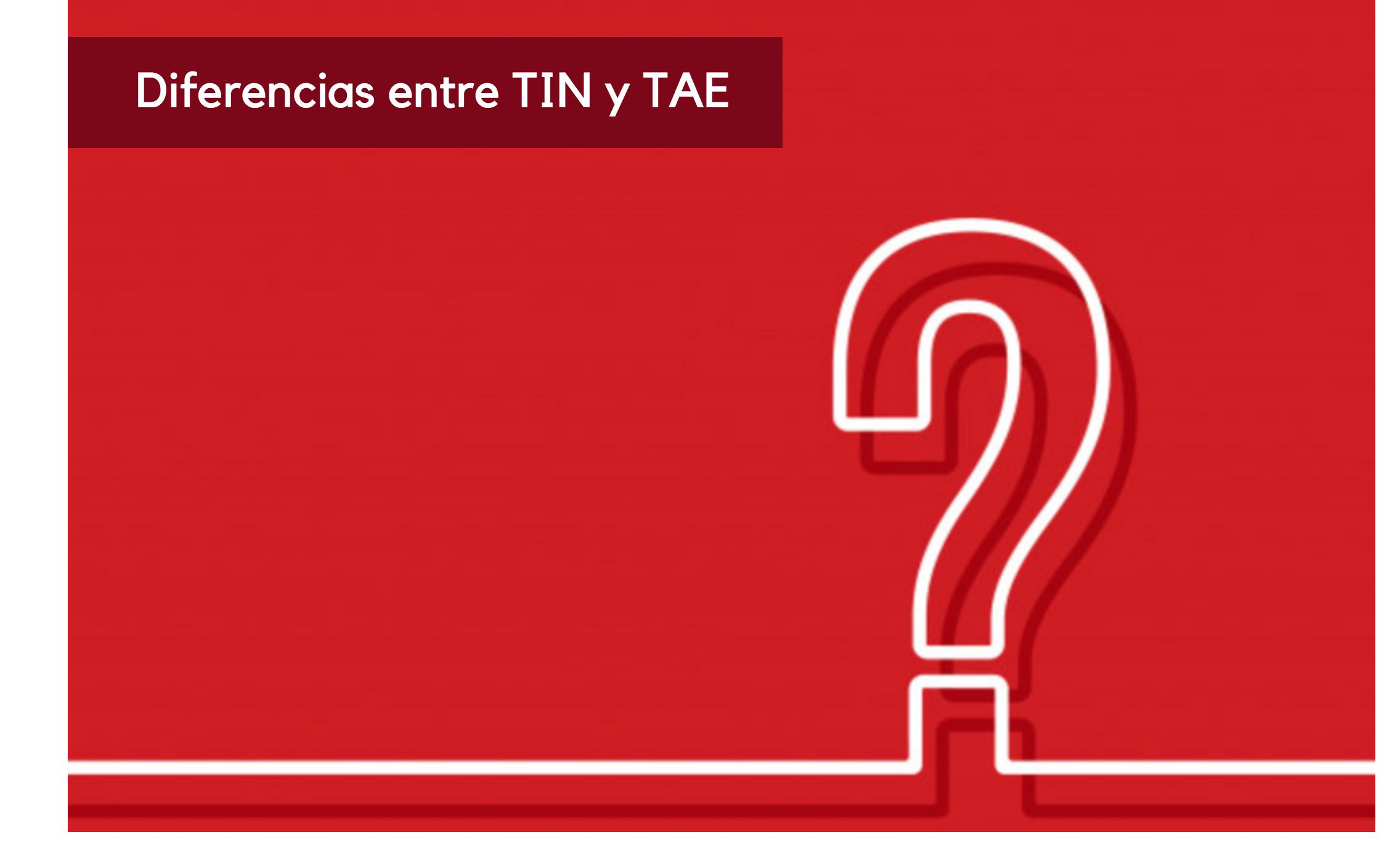 Diferencias entre tin y tae