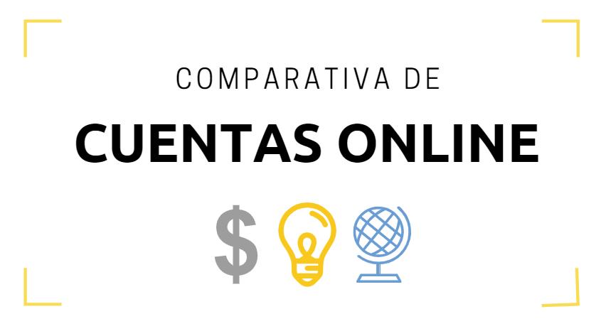 Comparativa de cuentas online