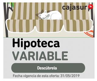 Hipoteca Variable Cajasur