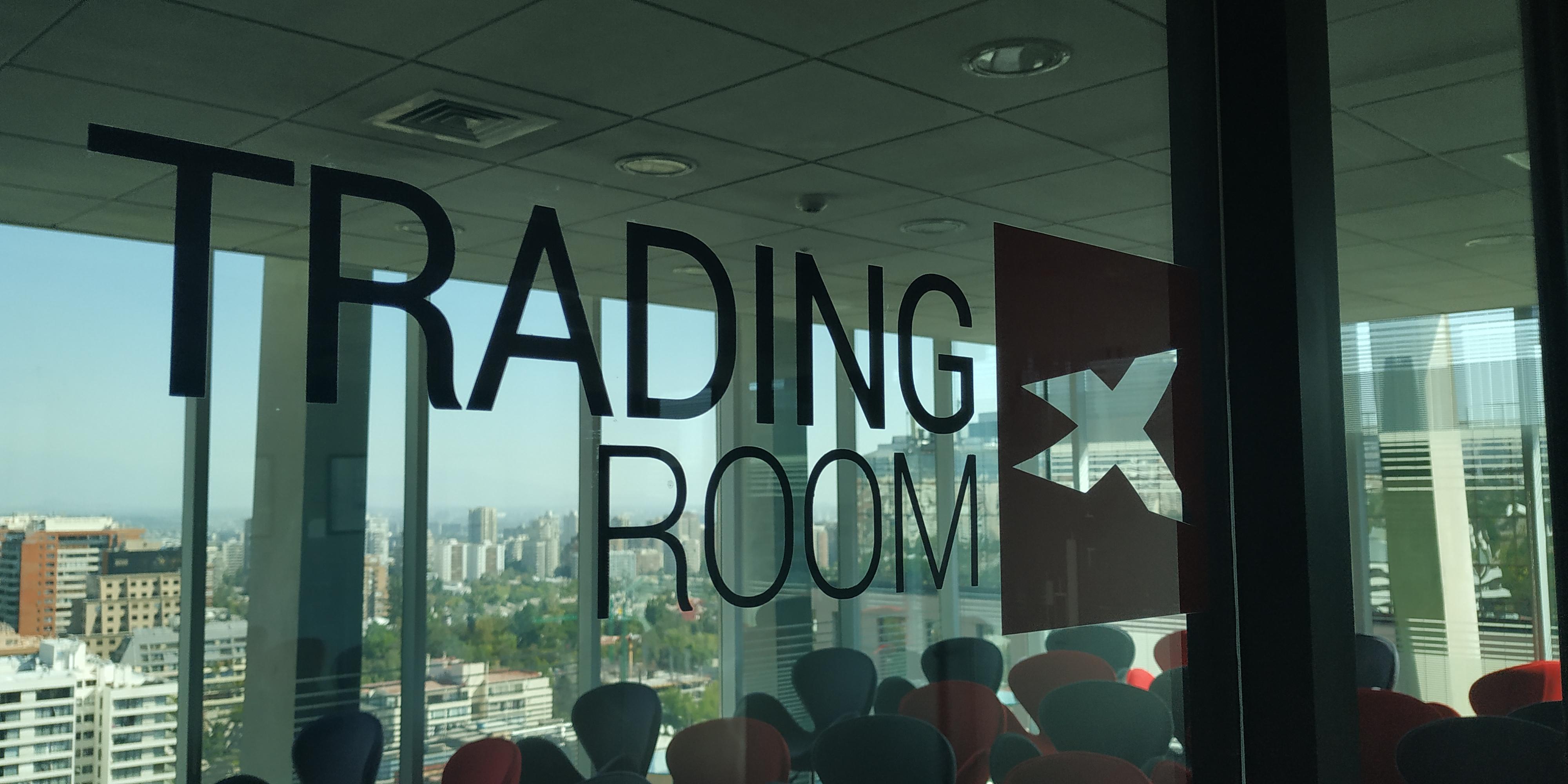 XTB trader ROOM