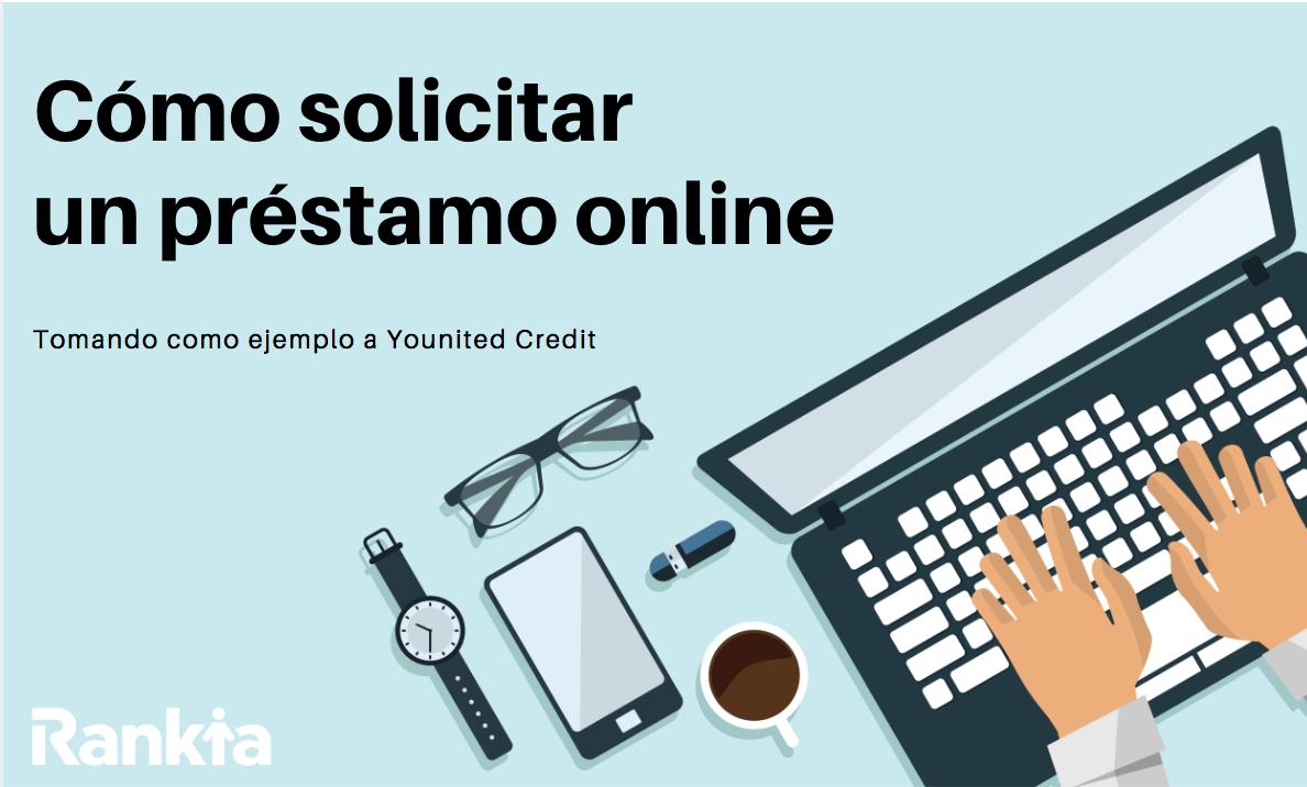 Cómo solicitar un préstamo online